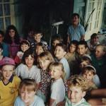 Kids in Booknook Blue